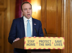 UK Government to wipe £13.4 billion NHS debt to help in fight against coronavirus