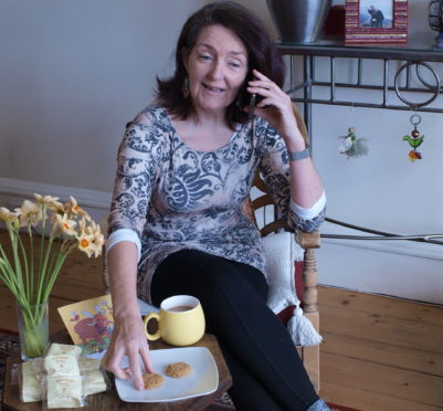 The service is designed to support vulnerable older people through self-isolation