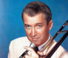 James Stewart as Glenn Miller