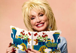 Ross King: Forget 9 to 5, now Dolly's workin' night shifts! Bedtime stories with country queen