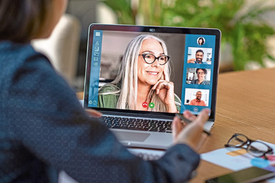 Social distancing due to coronavirus has given the world the video call bug