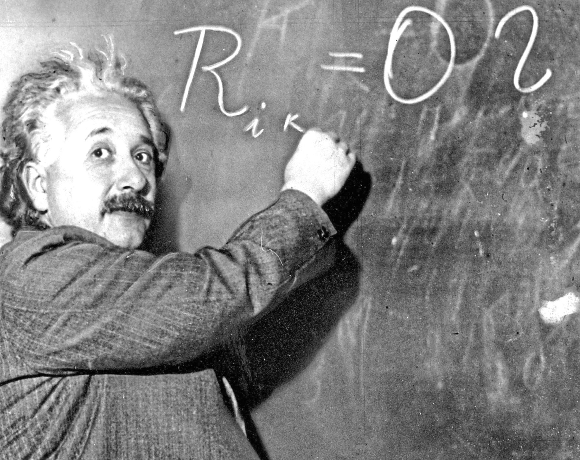 "Albert Einstein, who was named ""Person Of The Century"" in 1999, passed away in April 1955"
