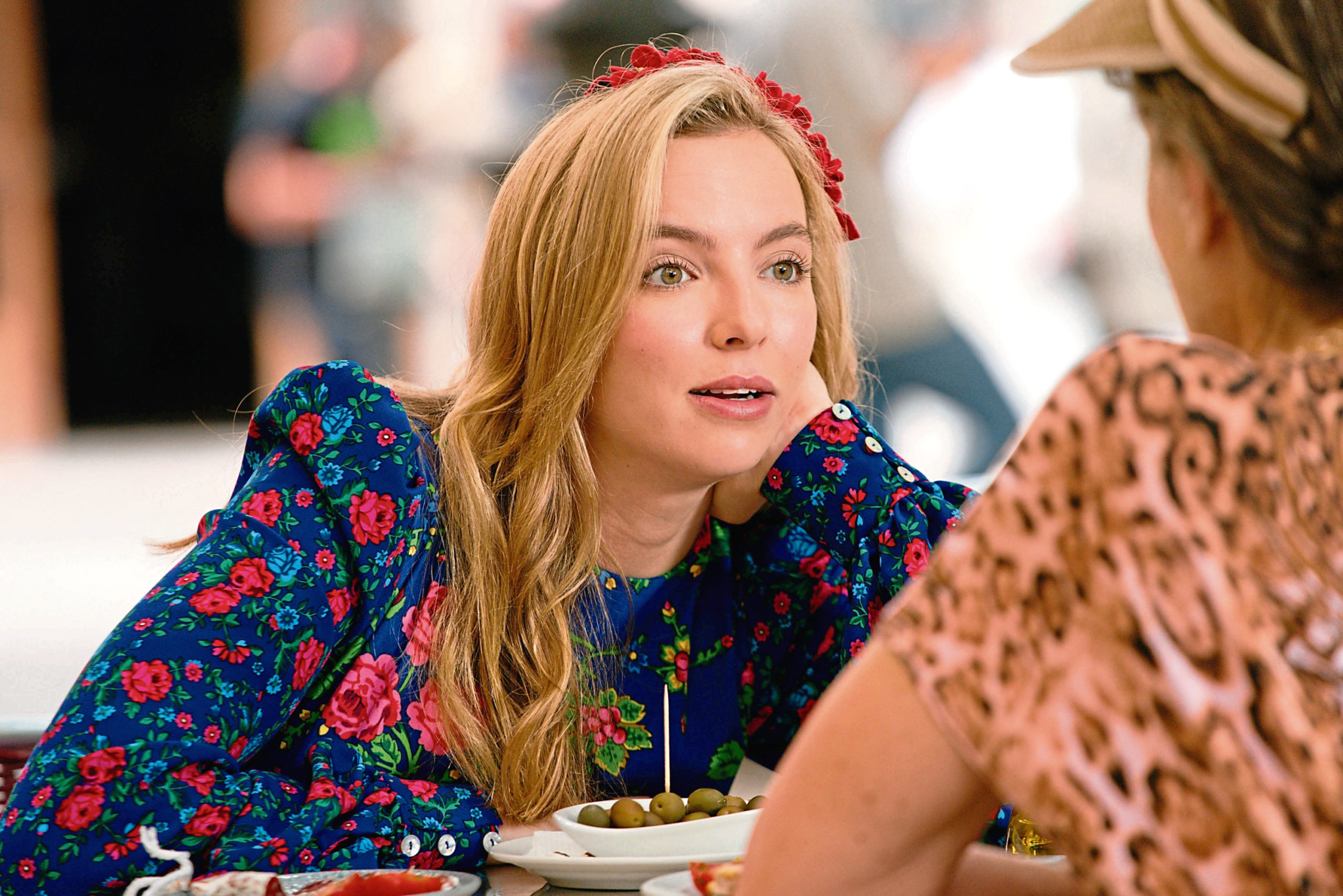 Jodie Comer is back as Villanelle in the third series of Killing Eve