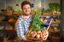 Soup book author and greengrocer Fraser Reid
