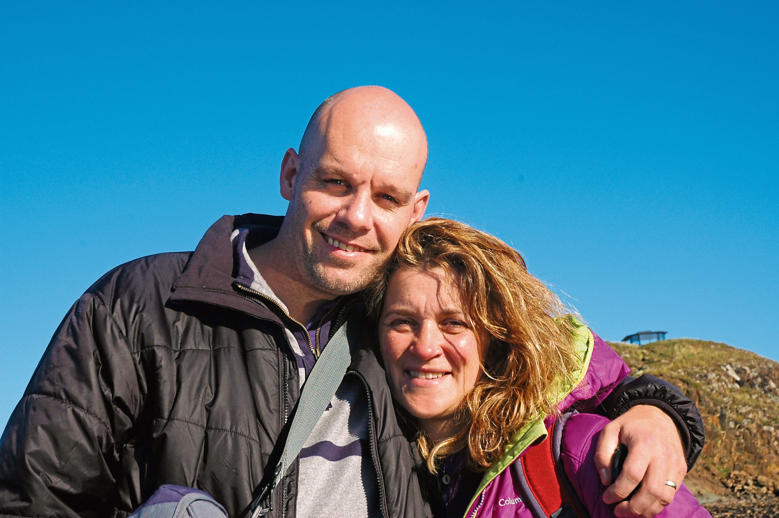 Richard and Louise Blanchfield have co-authored Eating My Way Back To Health