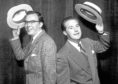 Eric and Ernie in 1954