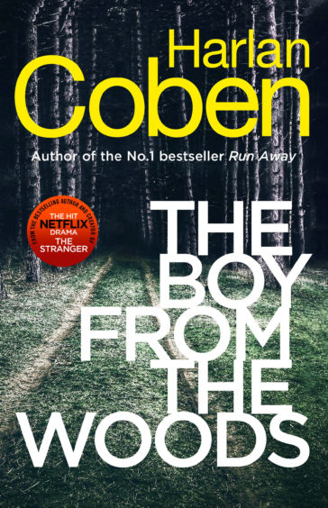 Meet The Author  The Boy From The Woods Writer Harlan