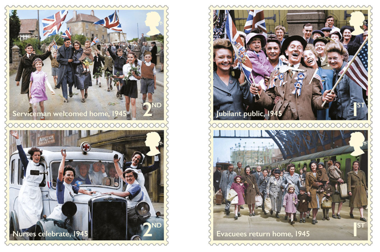 New Royal Mail stamps