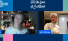 Judy appears on For The Love of Scotland with Edith Bowman