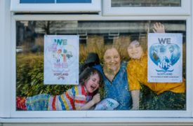 Backing our NHS heroes? Let them know by putting a poster in your window