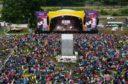 Crowds at Rewind Scotland