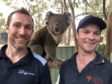 Scottish vets down under