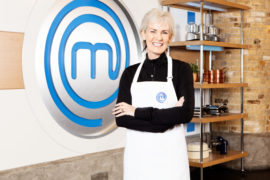 Judy Murray: Masterchef was fun though my serving isn't ace