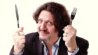 Food critic Jay Rayner has lunch – remotely – with his guests