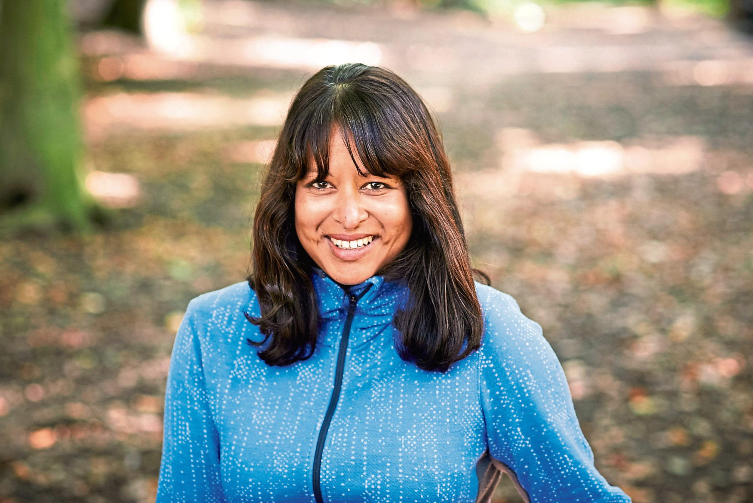 Author Jini Reddy
