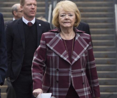 Stenhousemuir chairman Iain McMenemy was shocked to hear Ann Budge's reconstruction plans were back on the agenda