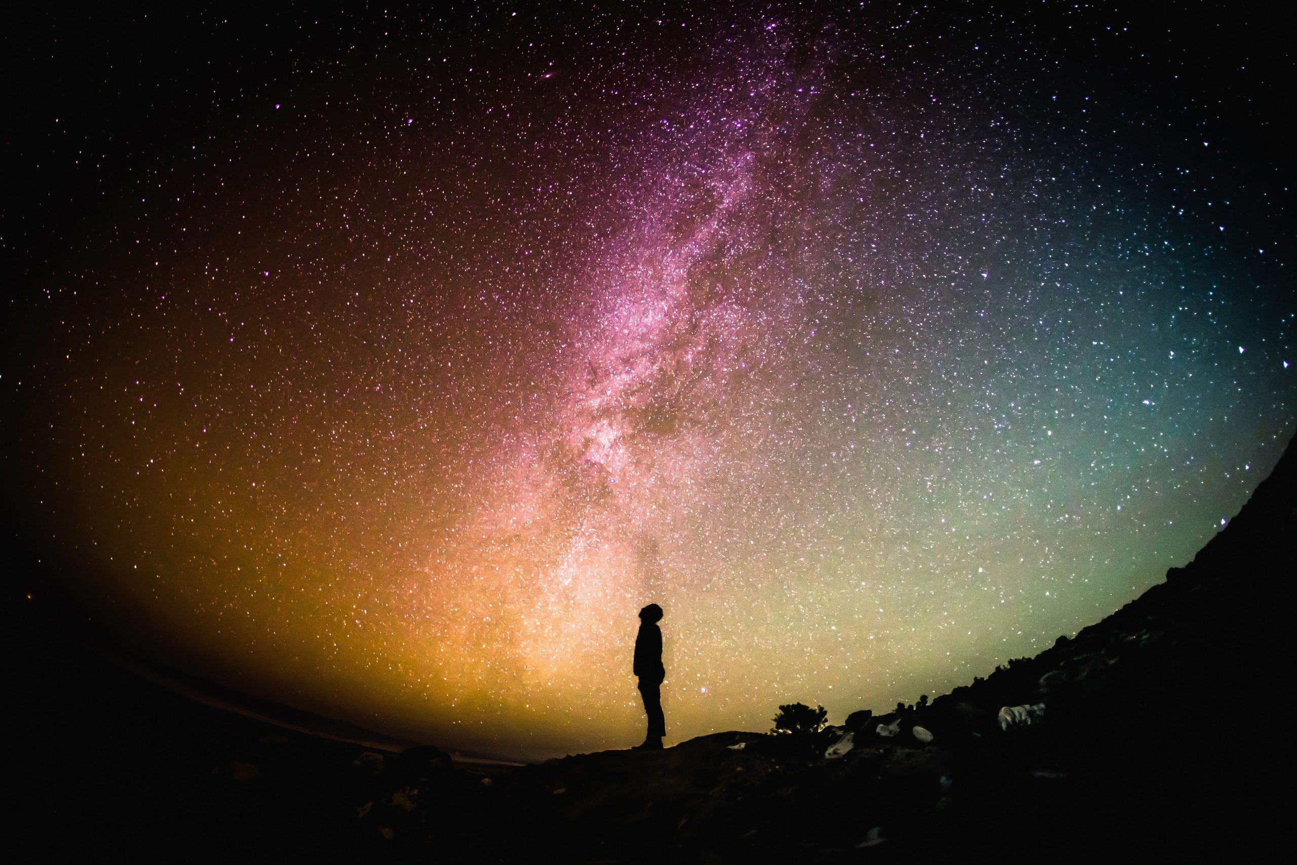 Discovering the glories of the night sky with the naked eye