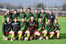 Scots football club to run distance of Glasgow to Zambia in fundraising effort