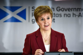 "Coronavirus LIVE: Scotland moves into phase one of ""route map"" out of lockdown"