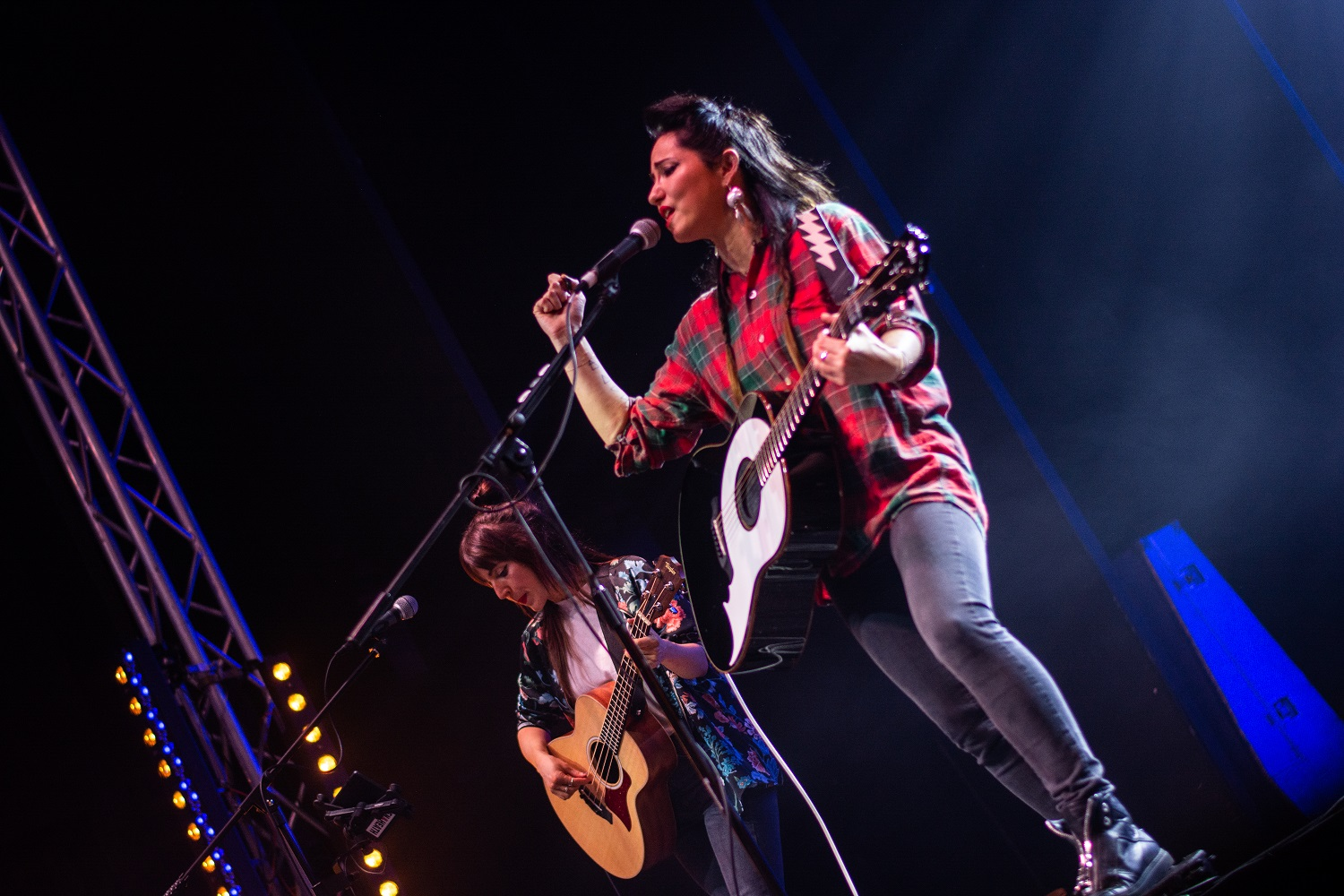 KT Tunstall performing for the STV Children's Appeal in January 2020