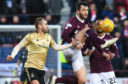 Aberdeen play Hearts back in February