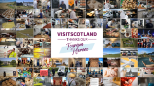 VIDEO: VisitScotland hails the nation's tourism heroes during coronavirus lockdown