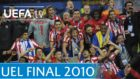 Fulham lost the 2010 Europa League final to Atletico Madrid (David Thompson/PA)