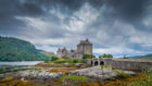 Tourist attraction Eilean Donan Castle, Loch Duich