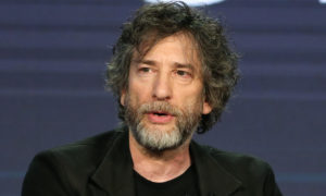 Neil Gaiman travelled to lockdown in Skye rather than with his wife in New Zealand