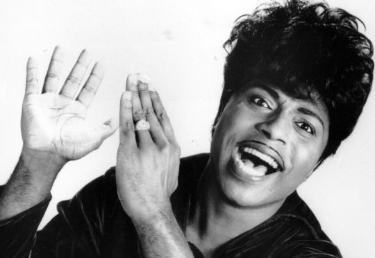 With unforgettable hits such as Tutti Frutti, Long Tall Sally and Good Golly Miss Molly, Little Richard was credited by many of the music greats who followed as having been a huge influence and inspiration