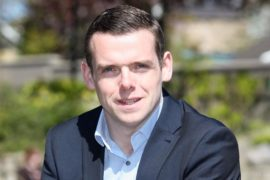 Moray MP Douglas Ross resigns from Government over Dominic Cummings lockdown scandal