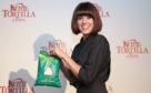 Presenter Dawn Porter launches Kettle tortilla chips in 2008