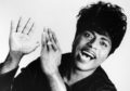 Little Richard, pictured in 1966
