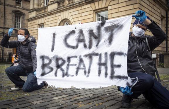 Black Lives Matter Scotland