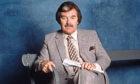 Former ITV sports presenter Dickie Davies gave Alan the bad news
