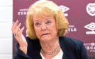 Ann Budge has been fighting for Hearts' Premiership future