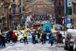 Asylum seekers still living in hotels a week after Glasgow attack