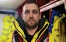 Lifeboatman Darren Harcus