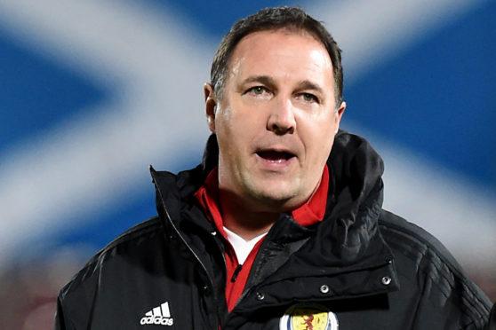 Scottish FA Performance Director Malky Mackay