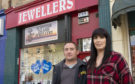 Firms in Oban have been battered as lockdown saw spending plunge hitting firms                        like Shirley and Richard Home's jewellery shop