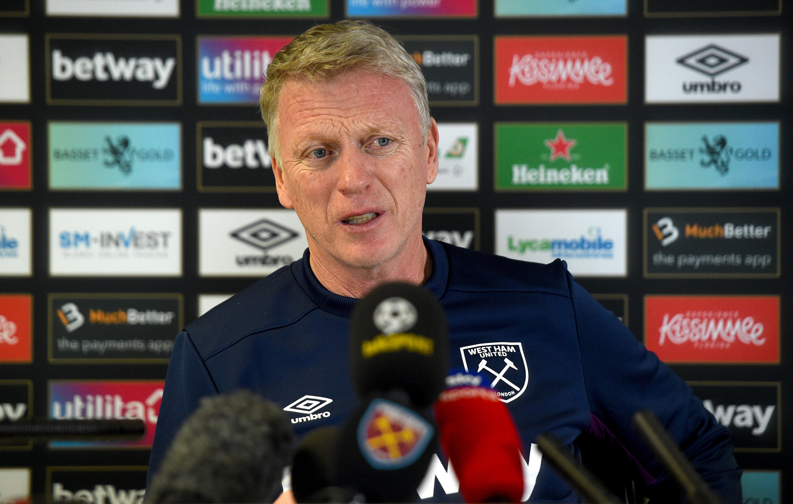 David Moyes has gone through the full gamut of emotions since returning to West Ham as manager back in December