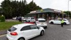 Queue at McDonalds in Bridge of Don