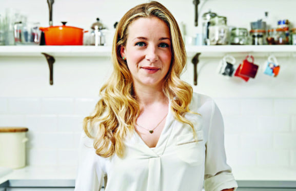 Foodie Rebecca Seal has helped compile a new cookbook of nourishing favourites