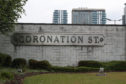 ITV studios in Salford where Coronation Street is filmed