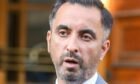 Lawyer Aamer Anwar is acting for campaign group Covid-19 Bereaved Families for Justice