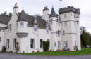 No job is too big for the team at Advanced Wall Solutions, here is Glenskirlie Castle AFTER the Proteks treatment