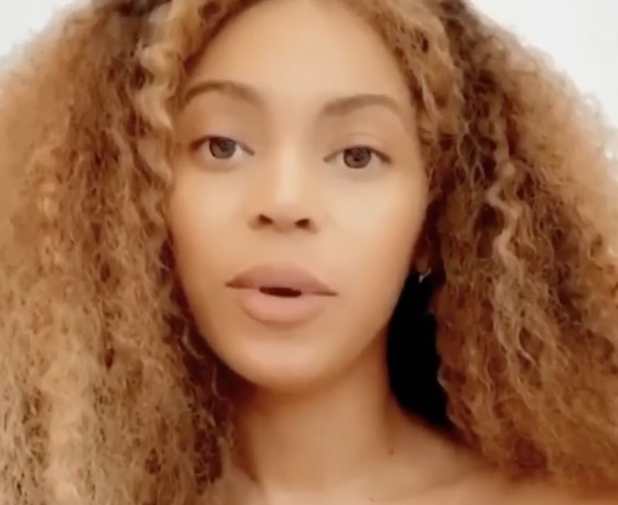 Beyonce makes passionate call for justice for George Floyd on Instagram