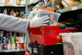 Extra funding announced to help Scots struggling to buy food