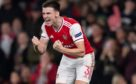 Highs and lows – Kieran Tierney was relishing life at Arsenal until his shoulder injury