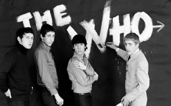 The Who in 1965